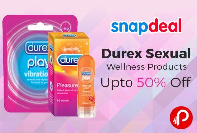 Durex Sexual Wellness Products