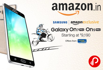 Samsung On7 Pro Mobile- On5 Pro Mobile Price Starting at Rs.9190 - Amazon