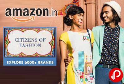 Citizens Of Fashion Explore 6000+ Brands - Amazon