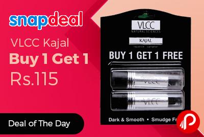 VLCC Kajal Buy 1 Get 1 Free