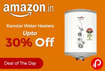 Kenstar Water Heaters Upto 30% off - Amazon