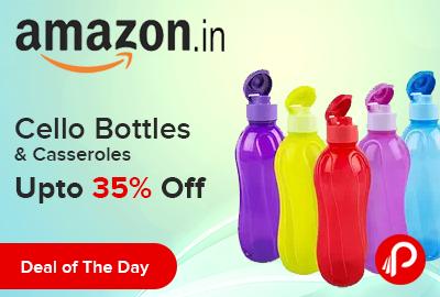 Cello Bottles