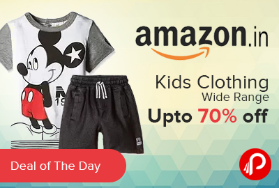 Kids Clothing Wide Range