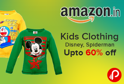 Kids Clothing Disney,