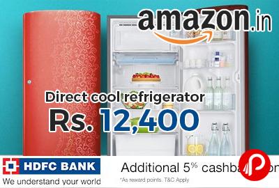 Samsung 192 L Direct Cool Refrigerator