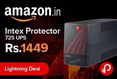 Intex Protector 725 UPS Just Rs.1449 - Amazon