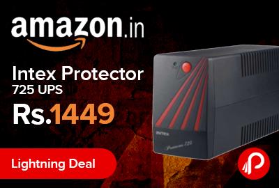 Intex Protector 725 UPS Just Rs.1449 - Amazon
