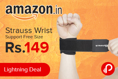 Strauss Wrist Support Free