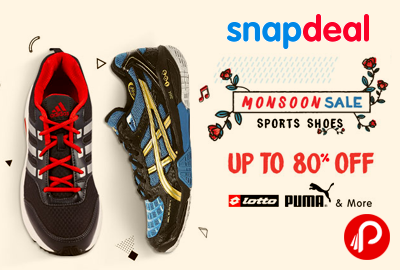 Puma Shoes Sale On Snapdeal