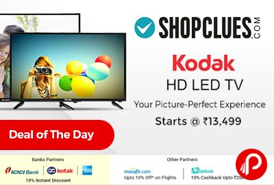 Kodak HD LED TV Starts Rs.13499