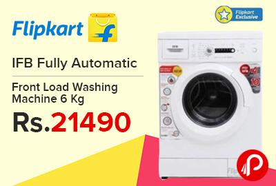 IFB Fully Automatic Front Load Washing Machine 6 Kg