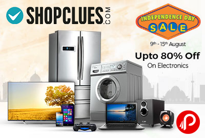Shopclues Independence Day Offers