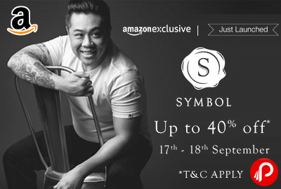 Symbol Brand Clothe Collection Launching Offer