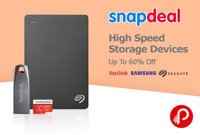 High Speed Storage Devices