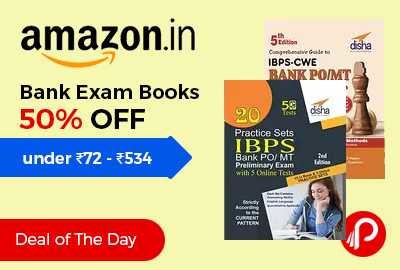 Bank Exam Books