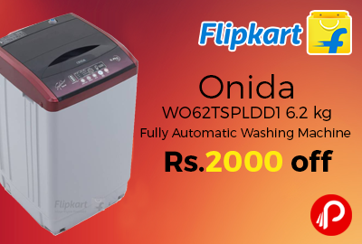 Onida WO62TSPLDD1 6.2 kg Fully Automatic Washing Machine