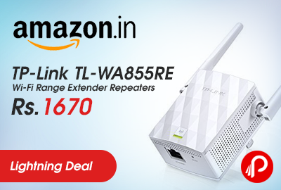 TP-Link TL-WA855RE Wi-Fi Range Extender Repeaters