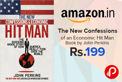 The New Confessions of an Economic Hit Man Book