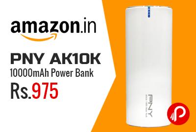 PNY AK10K 10000mAh Power Bank