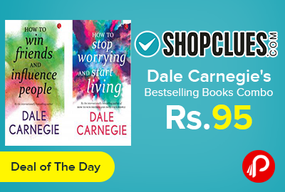 Dale Carnegie's Bestselling Books Combo