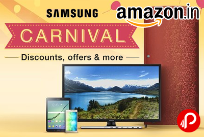 Samsung Carnival Store - Top Deals on Samsung products - Amazon
