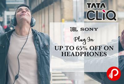 JBL Sony Headphones Plug