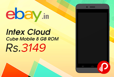 Intex Cloud Cube Mobile