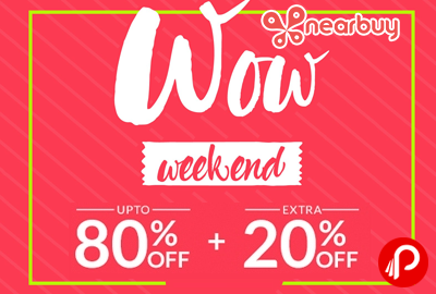 Nearbuy Wow Weekend
