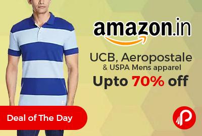 UCB, Aeropostale & USPA Mens apparel