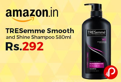 TRESemme Smooth and Shine Shampoo 580ml