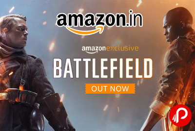 Battlefield 1 Game by Electronic Arts PS4 and XBOX One