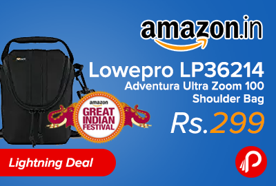 Lowepro LP36214 Adventura Ultra Zoom 100 Shoulder Bag
