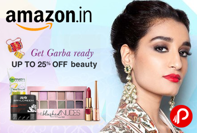 Garba Ready Beauty Products
