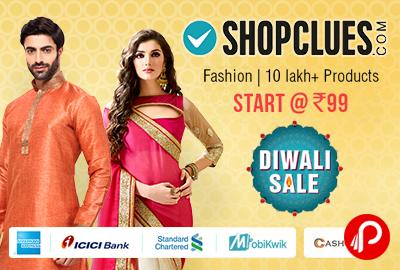 Lifestyle Fashion Diwali Sale