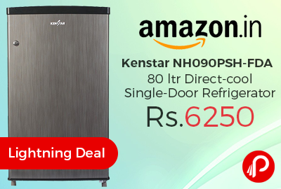 Kenstar NH090PSH-FDA 80 ltr Direct-cool Single-Door Refrigerator