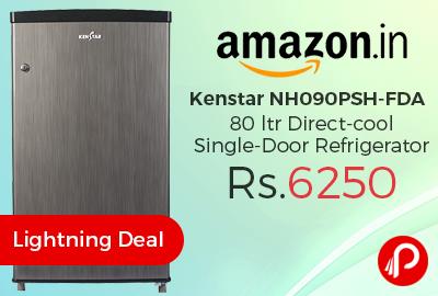 Kenstar NH090PSH-FDA 80 ltr Direct-cool Single-Door Refrigerator