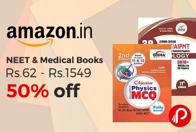 NEET & Medical Books