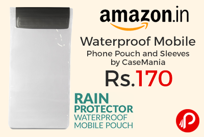 Waterproof Mobile Phone Pouch and Sleeves