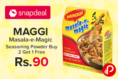 MAGGI Masala-e-Magic Seasoning Powder