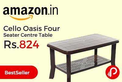 Cello Oasis Four Seater Centre Table
