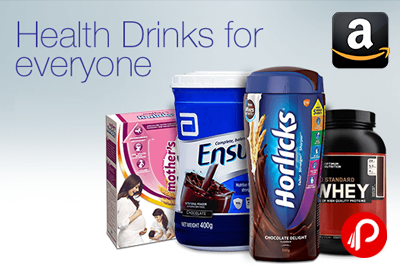 Sports Supplement Health Drinks