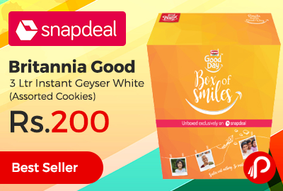 Britannia Good Day Box of Smiles