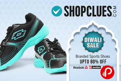 Branded Sports Shoes Upto 80% off