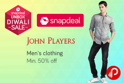 John Players, Wills Lifestyles Men's Clothing
