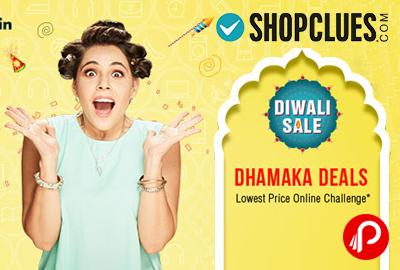 Diwali Sale Dhamaka Deals