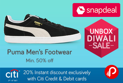 Puma Men's Footwear