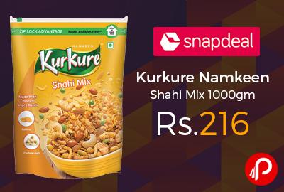 Kurkure Namkeen Shahi Mix 1000gm