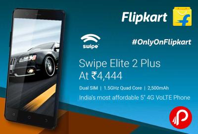 Swipe Elite 2 Plus 4G VoLTE Mobile