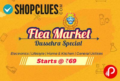 Dussehra Special Flea Market