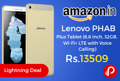 Lenovo PHAB Plus Tablet